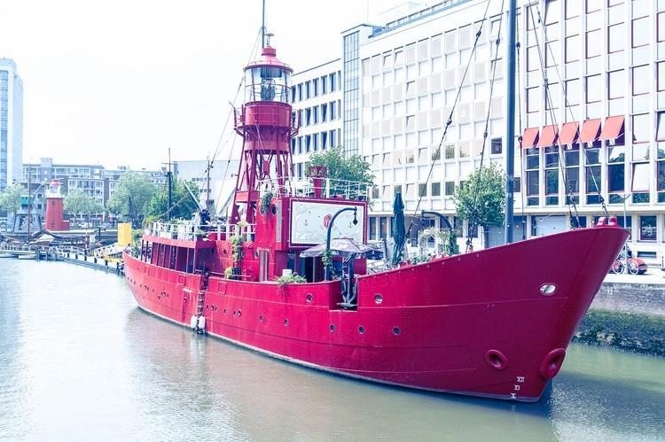 Zaal huren Vessel 11 in Rotterdam foto 1