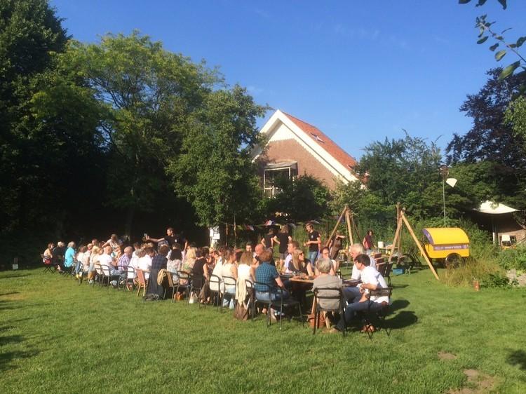Zaal huren Stichting Nieuwe Erven in Amersfoort foto 6