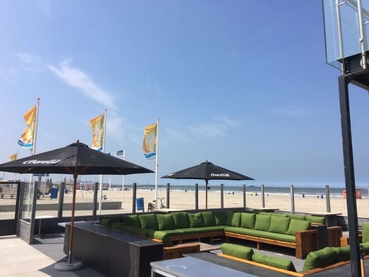 Zaal huren Beachclub One in Hoek van Holland foto 3